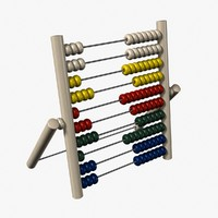 abacus obj