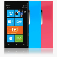 nokia lumia 900 3ds