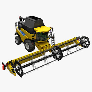 max new holland cr9000 twin