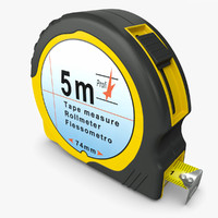 iray measure tape 3d max