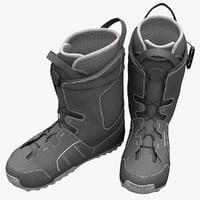 Snowboarding Boots Salomon