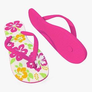 c4d flip-flops havaianas brazil