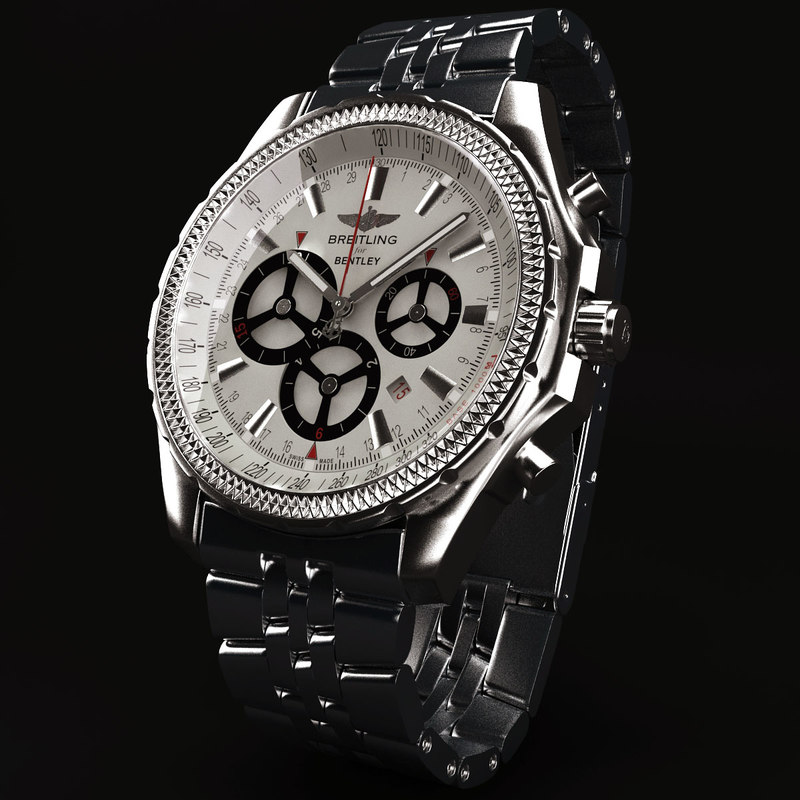 breitling barnato modeled watch max