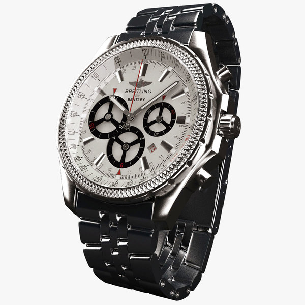 breitling barnato modeled watch max