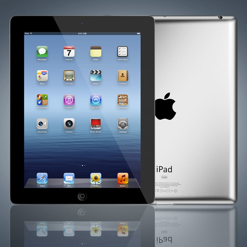 apple ipad 3 max