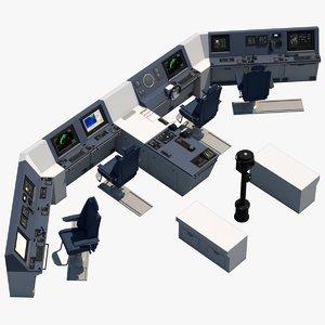 max ship bridge control room