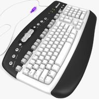 Keyboard KB-0168