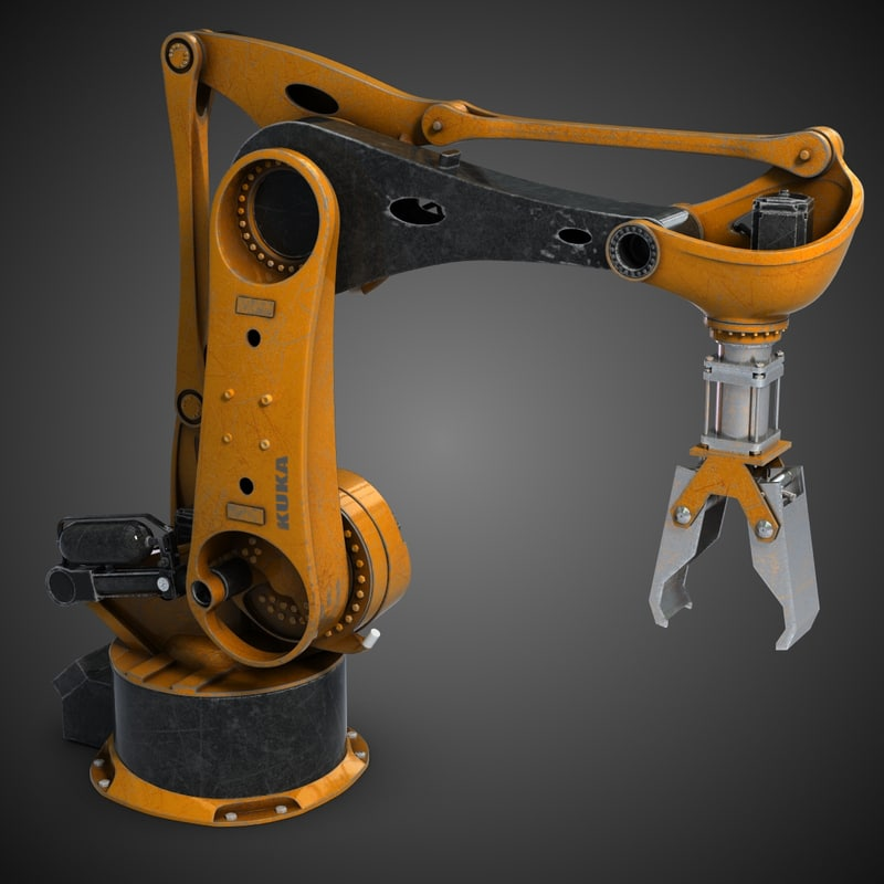 max industrial robot 5