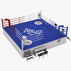 max boxing ring