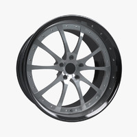 Prototype B Racing Wheel Rim