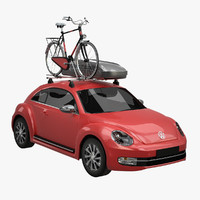 3ds max beetle roof rack