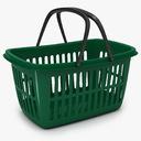 shopping cart 3D models
