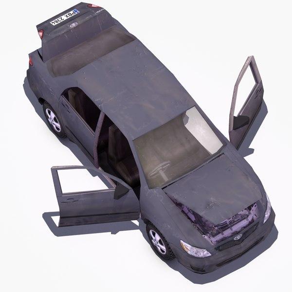 Corolla Used