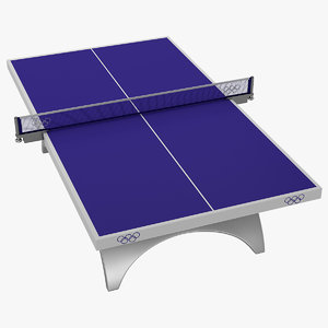 max table tennis