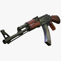 Gun AK 47