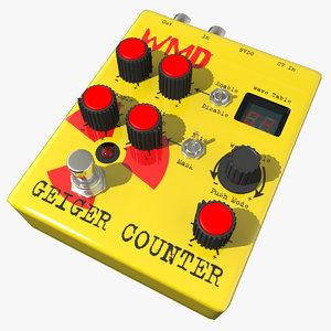 3dsmax wmd geiger counter