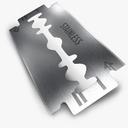 razor blade 3D models