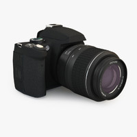 3d dslr camera lens