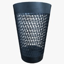 Wastepaper Basket 3D models