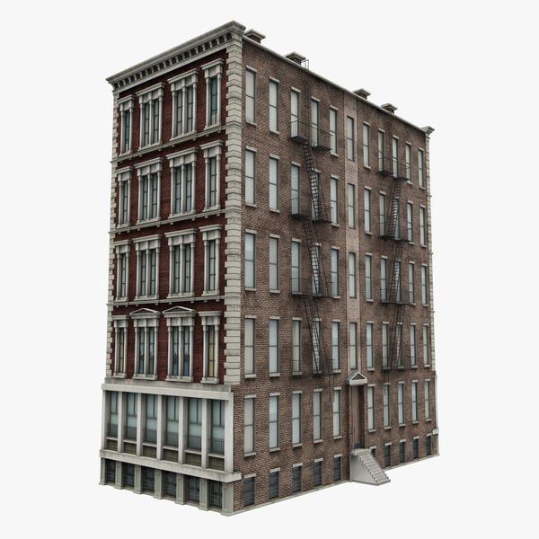 new york building house max