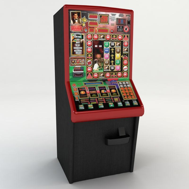 3ds slot machine
