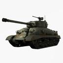 Medium tank 3D models
