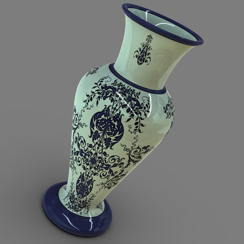 vase design contain max