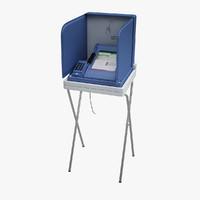 E-voting Machine II
