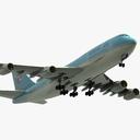 Boeing 747-8i Korea Air