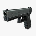 Glock 22 3D models