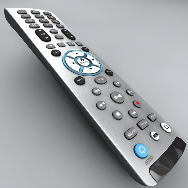 c4d remote control