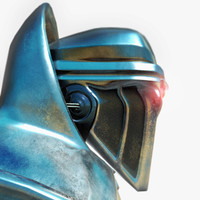 3d cylon centurion series model