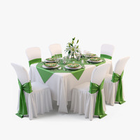 Table for Restaurant 5