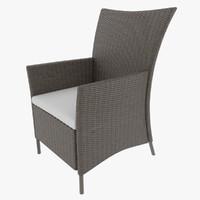 Luxury Wicker Chair