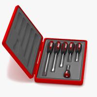 3d screwdriver box