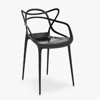masters chair - starck kartell max
