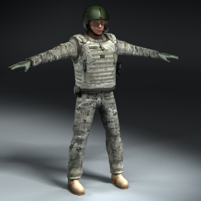 obj army helicopter pilot