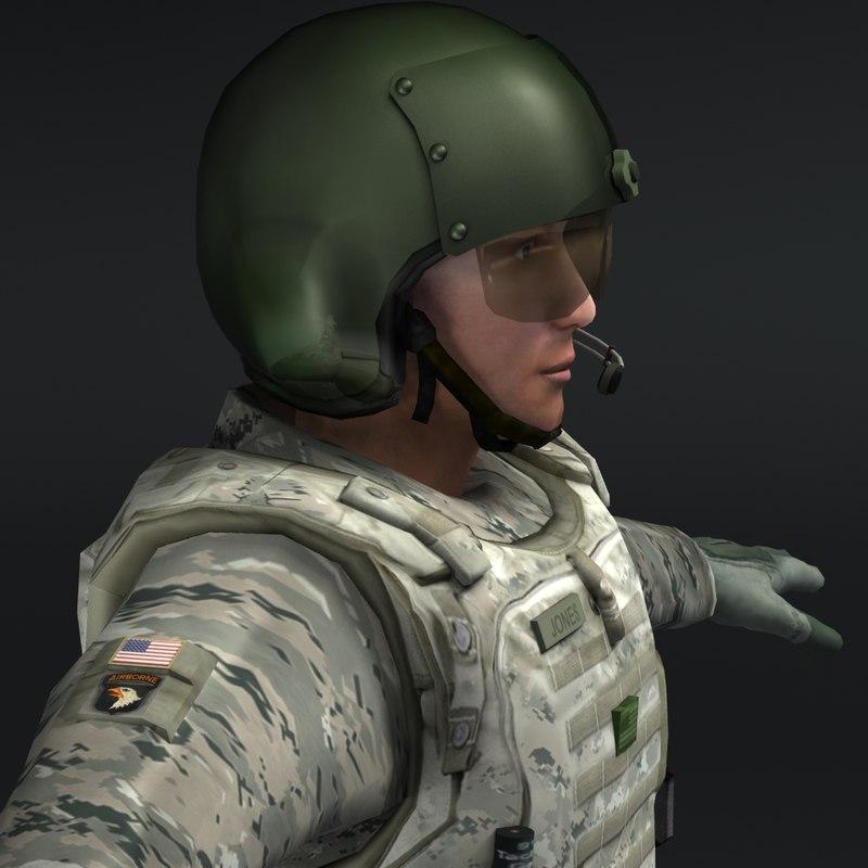 military air 3ds