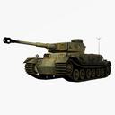 Heavy tank 3D models