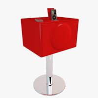 Geneva Sound System Model L  IPod Classic