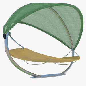 3d lounger sunlounger