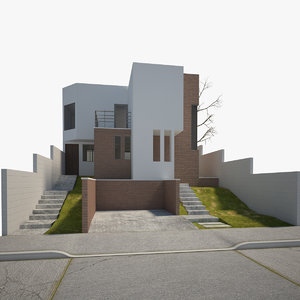 house home building 3d max