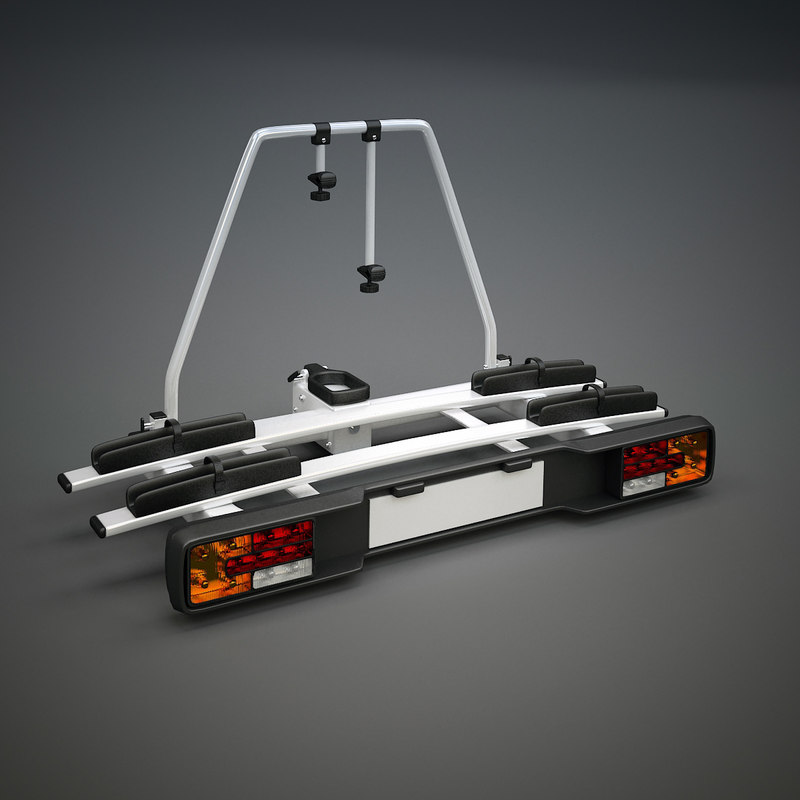 bicycle carrier 3ds