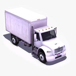 3d max business m2 truck cargo