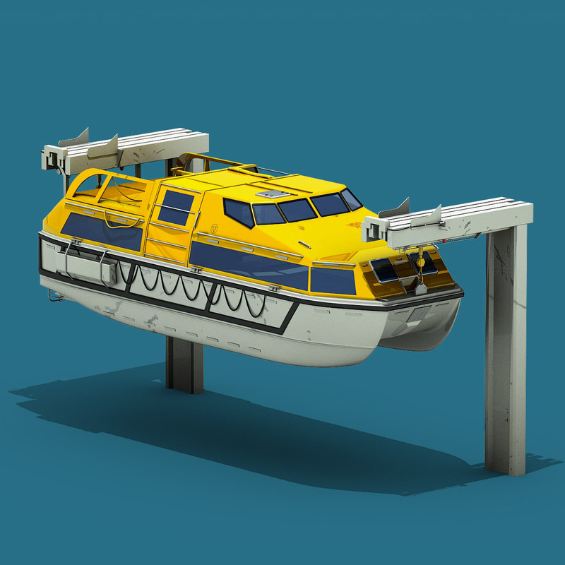 lifeboat modeled max