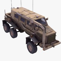 max buffalo mrap vehicle
