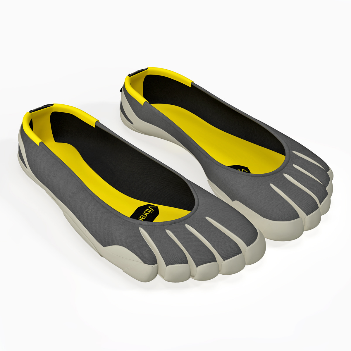 3d vibram fivefingers womens shoes model