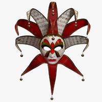 venetian carnival mask max