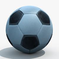 soccer-ball 1 ball 3d dxf