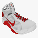 High Top Sneakers 3D models